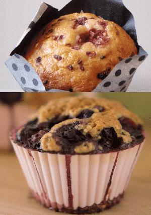 vegane blaubeer muffins veganer kuchen. Black Bedroom Furniture Sets. Home Design Ideas